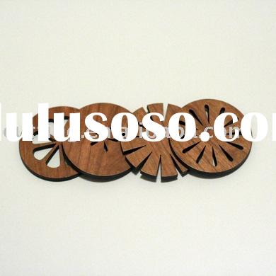 Laser Cutting Wood Pieces