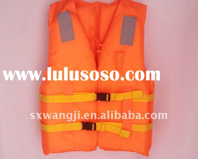 Light weight foam thickening type marine life jacket (LV09)