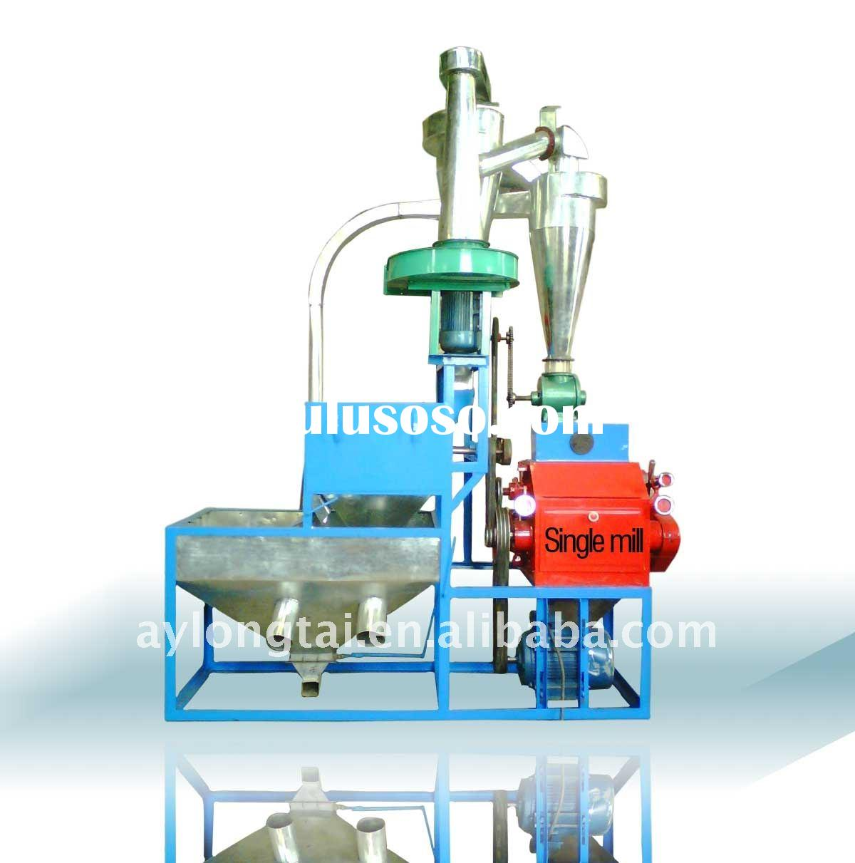 Small Rice Milling Machine Rice Flour Milling Machine