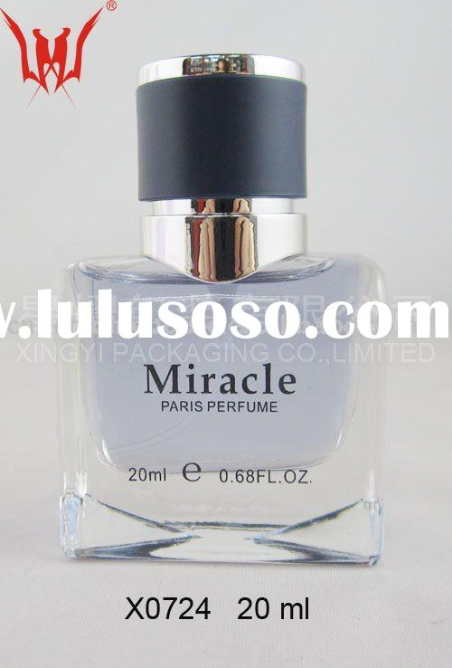 MIRACLE Glass Perfume Bottles 0.68 fl.oz