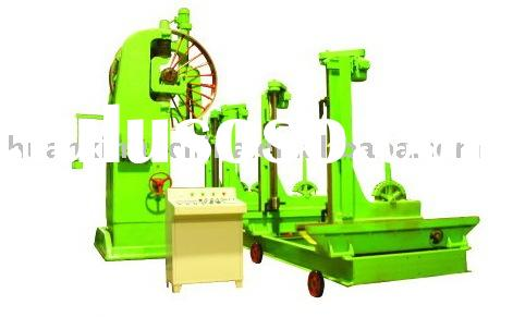 MJ3215B 1250MM carriage woodworking band saw mill