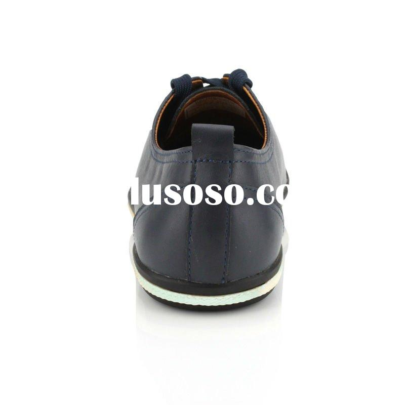 Mens leather shoes high quality