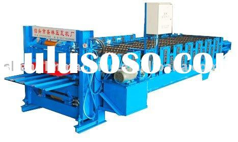 Metal Roll Forming Machine