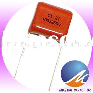 Metallized Polyester Film Capacitor 400V225J