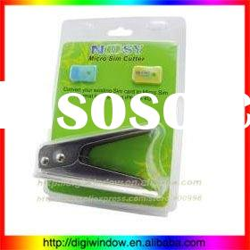 Micro SIM card Cutter for iphone 4 for ipad (DW-I-935)