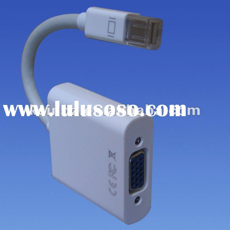 Mini DVI to VGA adapter converter cable