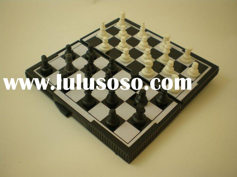 Mini Intelligent Magnetic Chess Game Set