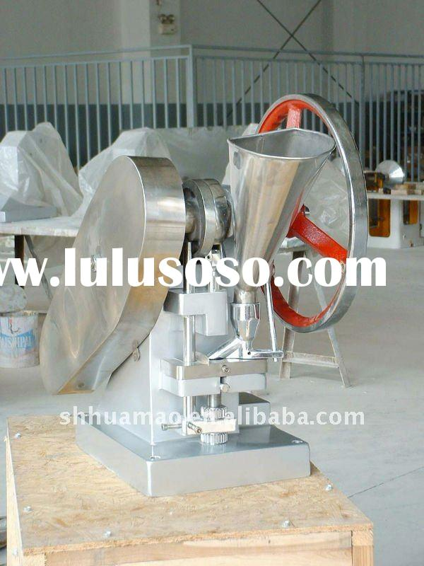 Small Punch Press for Sale http://www.lulusoso.com/products/Tablet-Punch-Press.html
