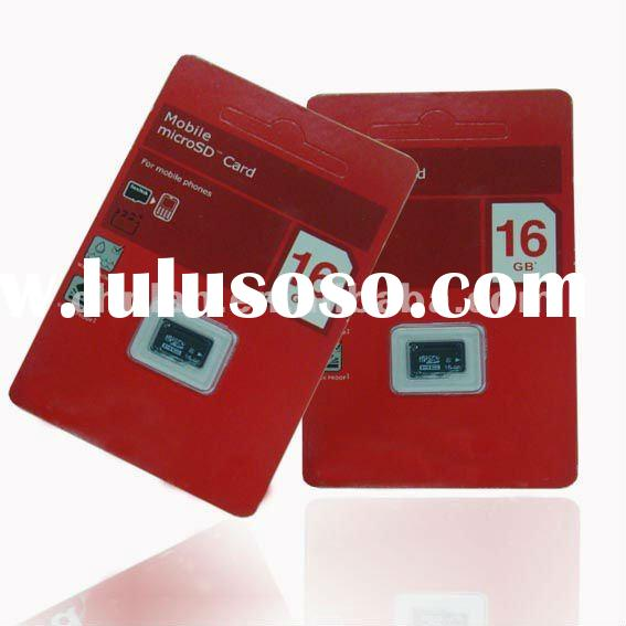Mobile phone 16 GB Memory Card,micro sd card, TF card