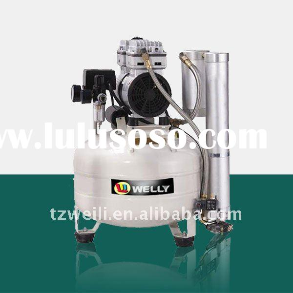 Model DN58030-1D oil-free silent dental equipment (air compressor with air dryer)