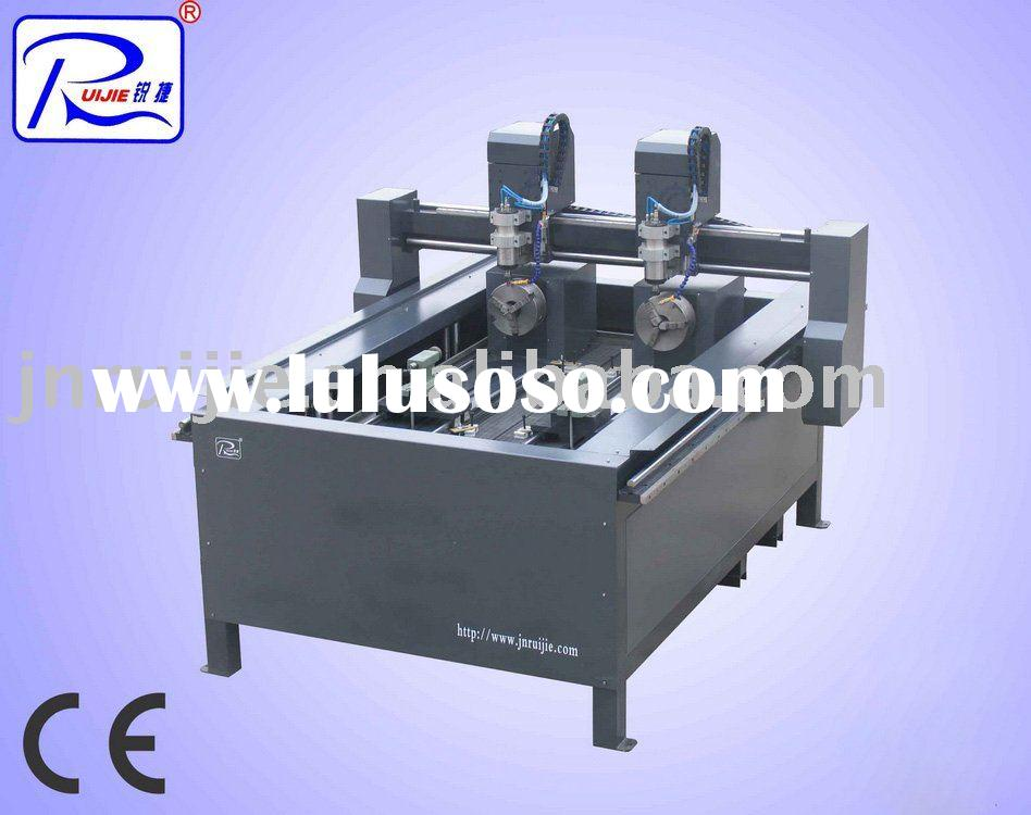Multi-function 4 axis cnc router wood with rotary RJ1118