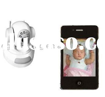 New!baby monitor with wifi/wifi baby monitor