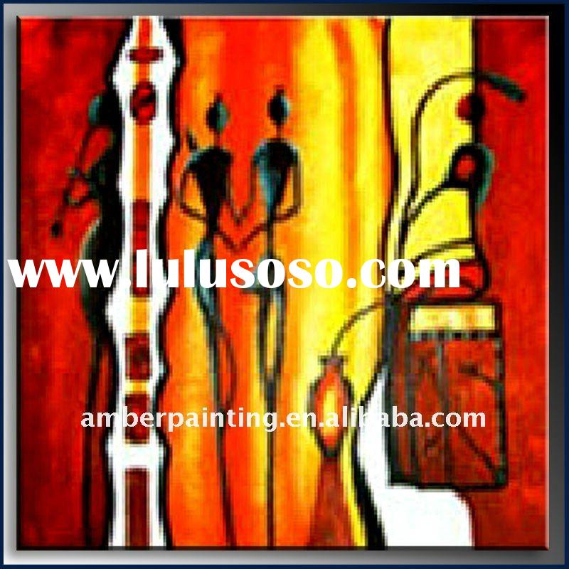 New design abstract oil painting