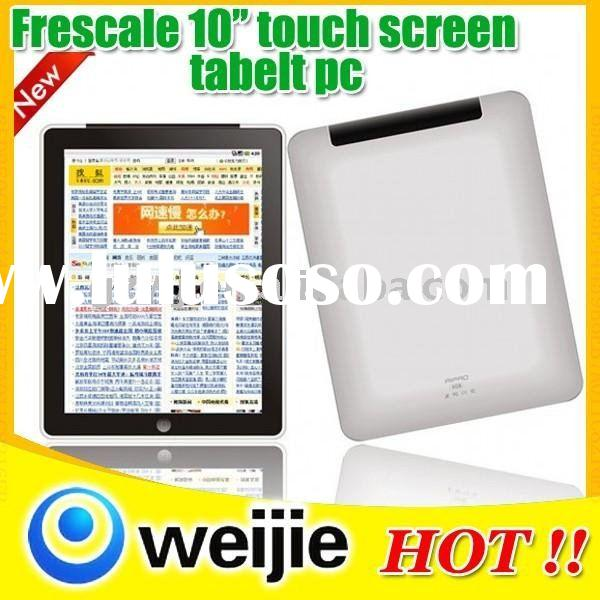 "OEM Freescale 10""Touch Screen Tablet PC netbook tablet pc 500gb"
