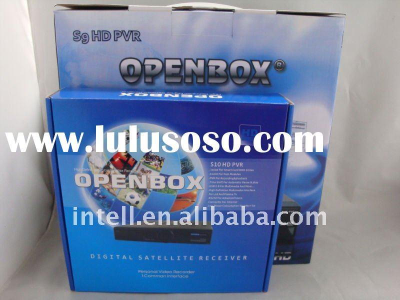 OPENBOX S9 HD PVR digital satellite receiver hdmi Sharing high definition digital satellite receiver
