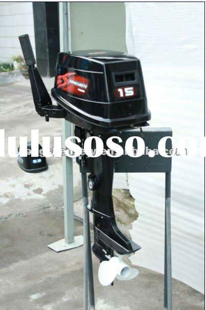OUTBOARD MOTOR 15HP FOR SALE FROM ZONGSHEN-SELVA