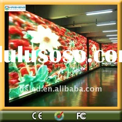 P7.62 SMD LED video wall advertising Display