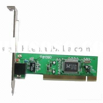 PCI 10/100 Network Card RJ45 Port-OEM cooperation