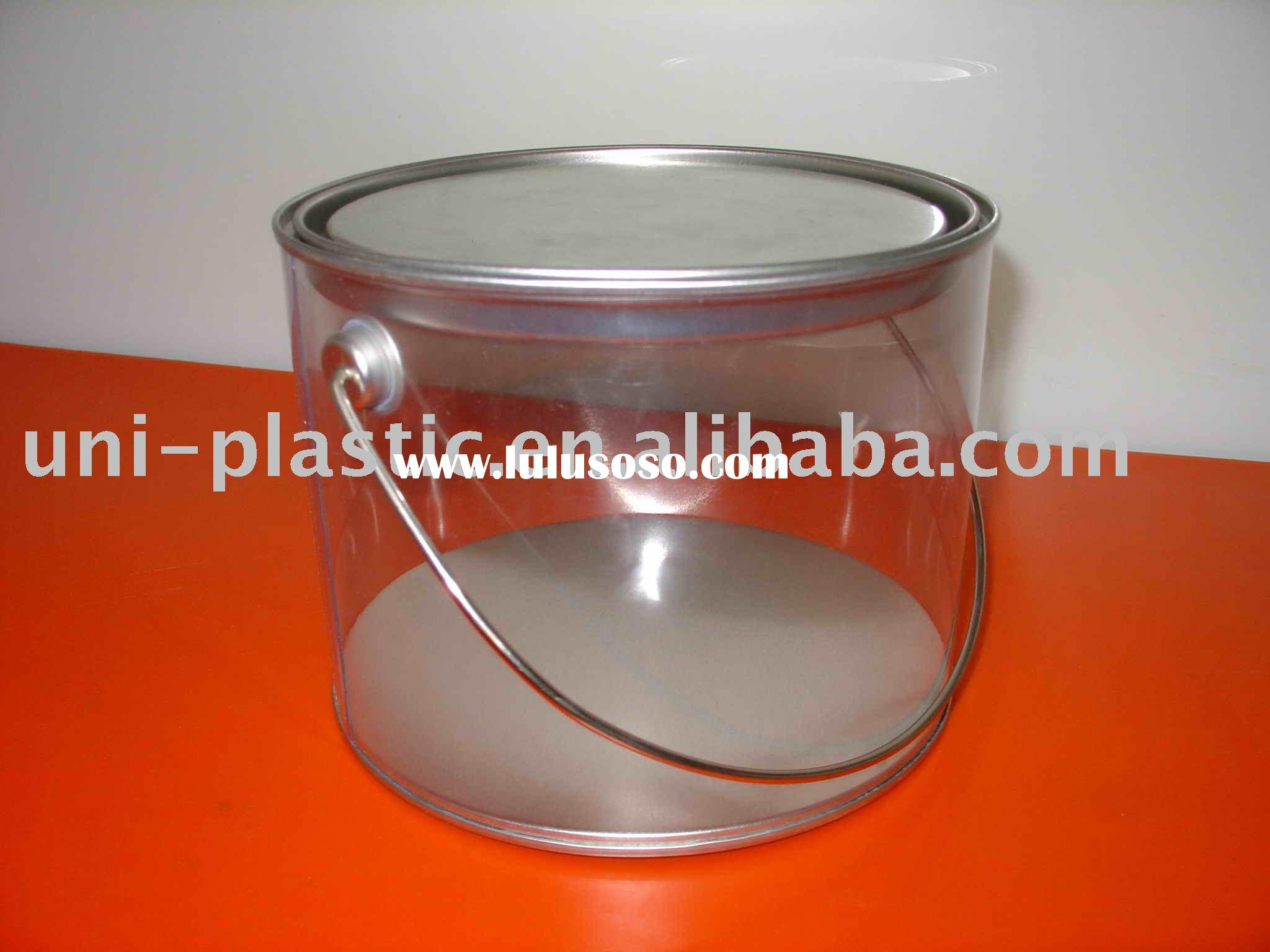 bucket 5 gallon buckets http 5gallonbuckets org clear plastic bucket