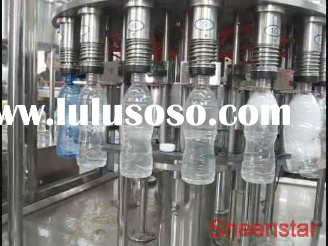 Perfect customized energy saving mineral water bottled making machine