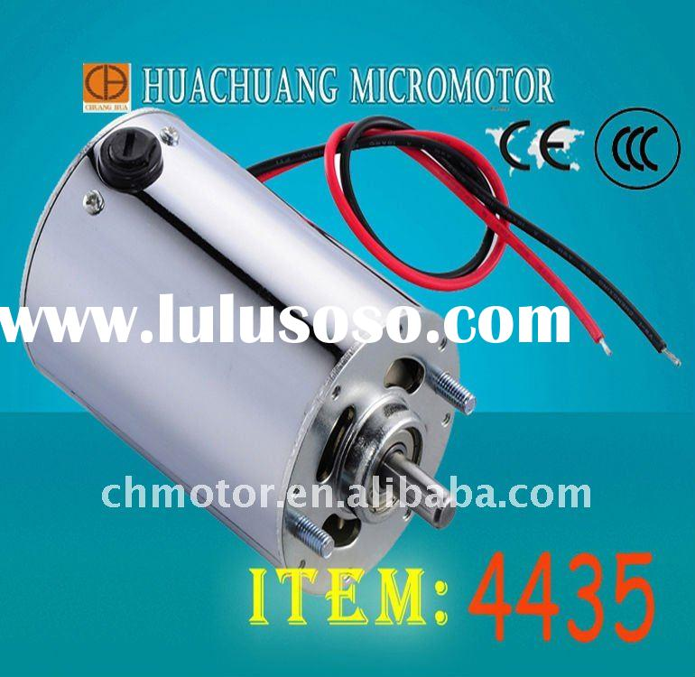 Permanet magnet DC motor of Brushed dc motor
