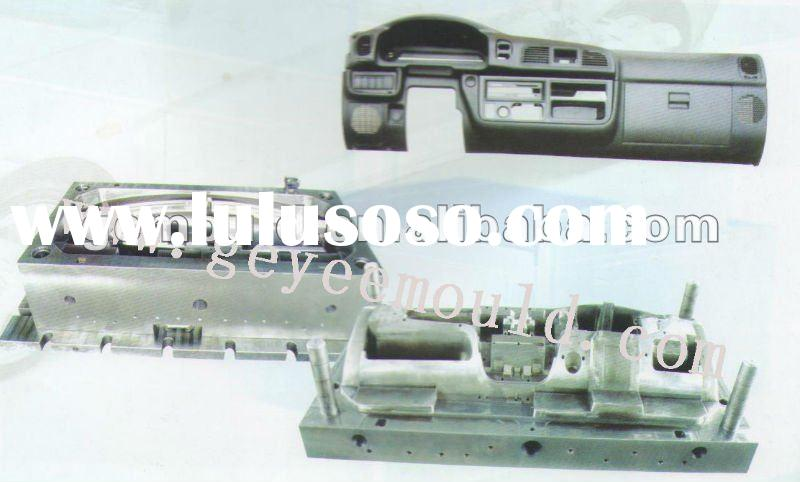 Plastic Auto Dashboard injection mould