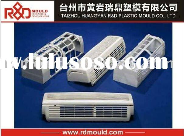 Plastic mold air conditioner cover
