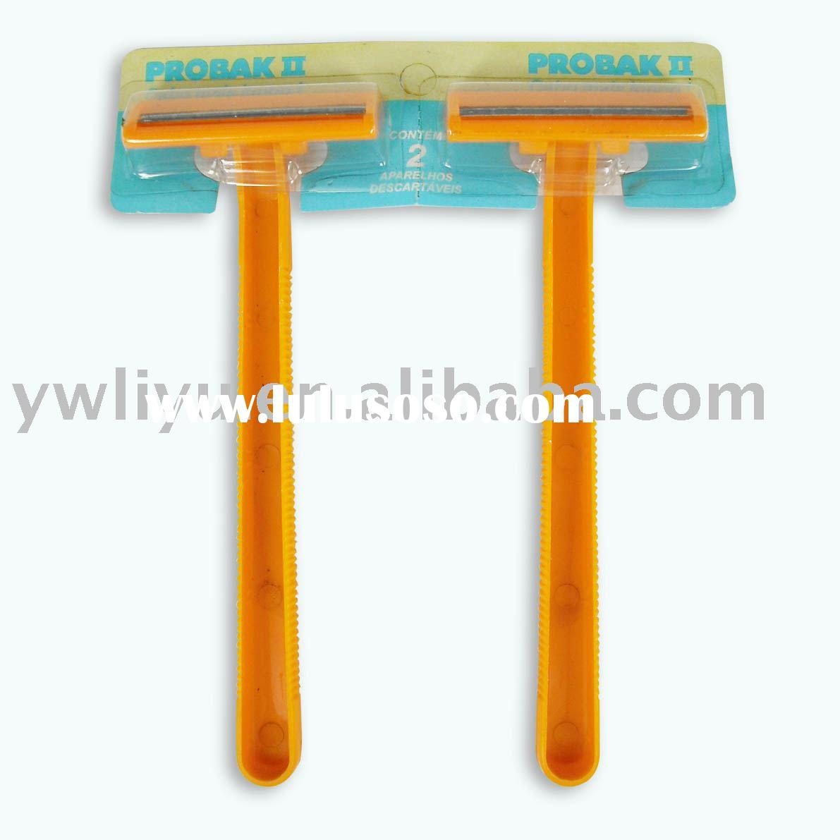 Plastic razor ,cheapest razor,razor,disposable razor