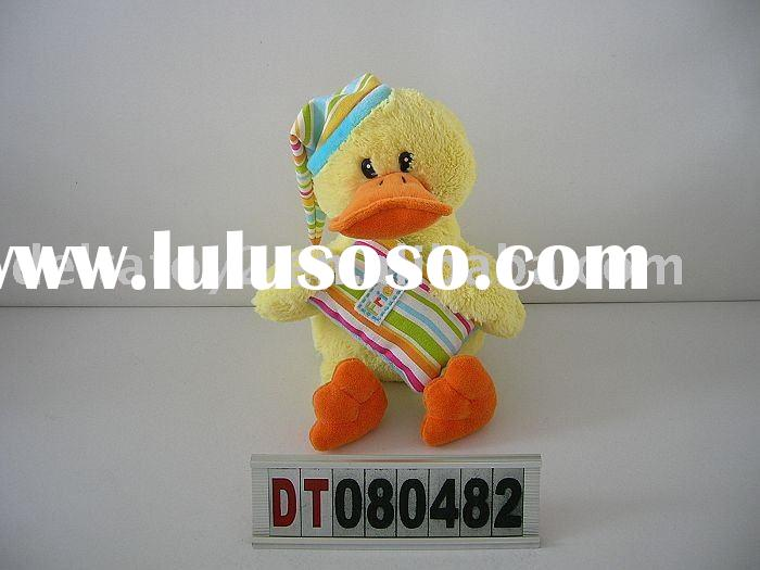 Plush toy,animal toy,duck,stuffed toy