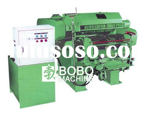 Polishing machine for stainless steel fork, knife and spoon