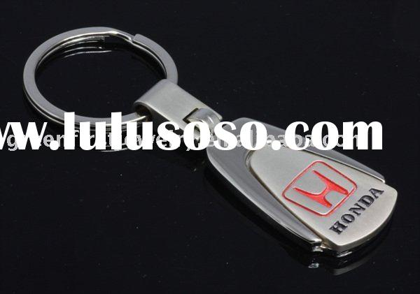 Promotion metal Keyring/keyring/car logo keychain/souvenir/metal/promotional/key chain/key ring/logo