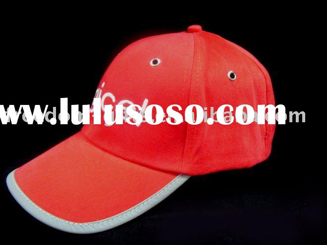 Promotional Logo Printed Top Quality Baseball Caps Made of 100% Cotton