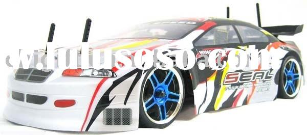 RC TOY NEW HSP 1/10 4WD NITRO RC RACE ROAD CAR
