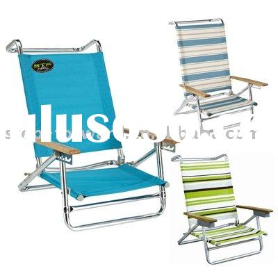 Reclining Beach Chair Sc 1 St LuLuSoSo.com