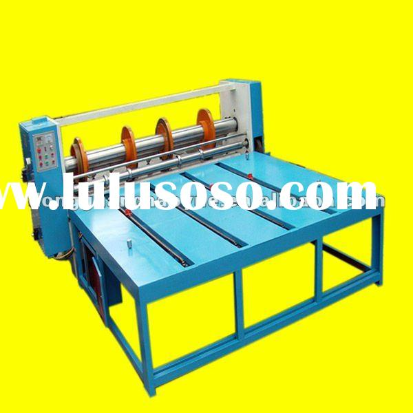 Rotary circle automatic Die Cutting Machine for carton box making
