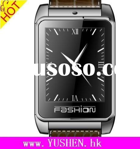 S9110 Thinnest Wrist Watch mobile phone with bluetooth