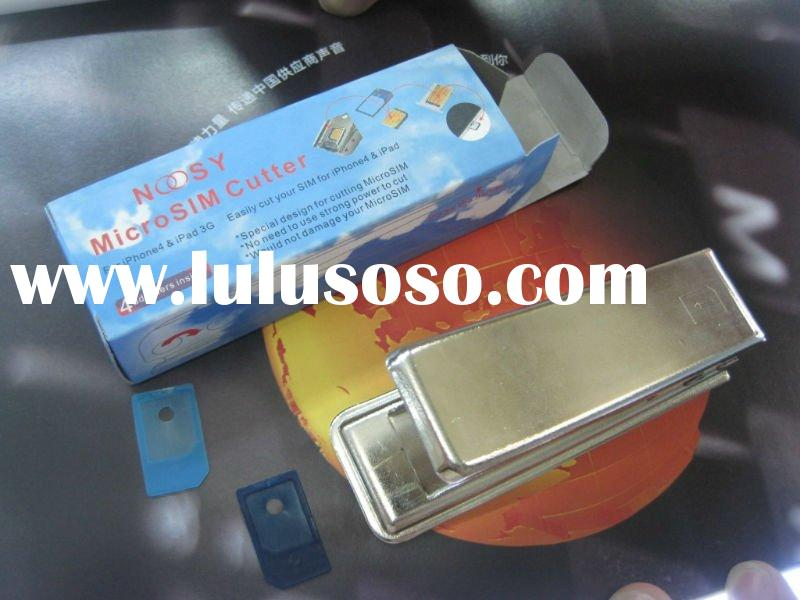 SIM Card Cutter for iPhone, Micro Chip Cutter