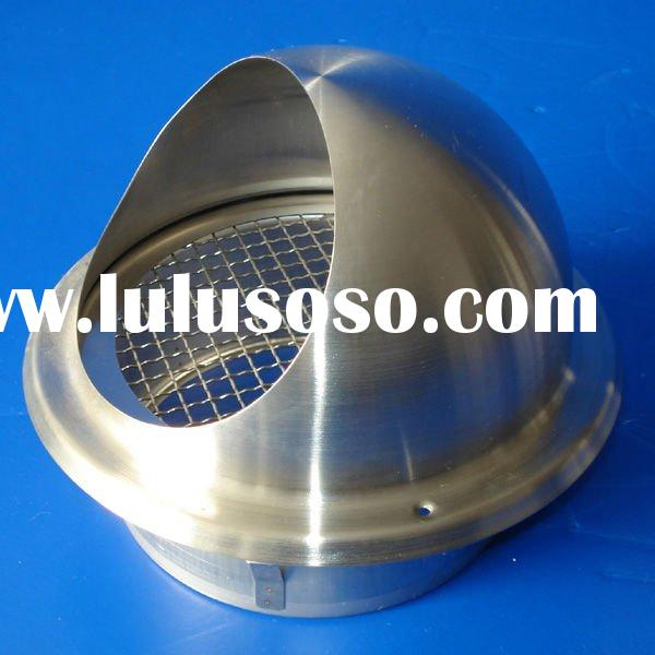 SS304 Round Air Vent Cap for HVAC systems
