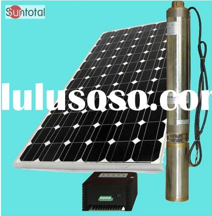 STP2.95 Submersible Solar Water Pump for irrigation