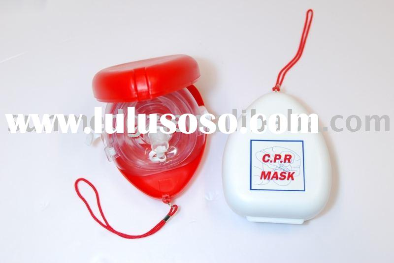 ST-103A POCKET FACE MASK,CPR Barrier,first aid mask,mouth to mouth mask,cpr mask kit,cpr face shield