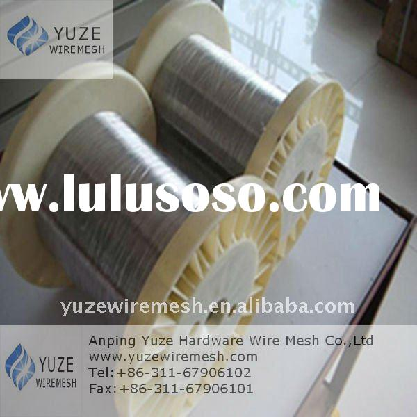 SUS 304 316I stainless steel wire with higher quality
