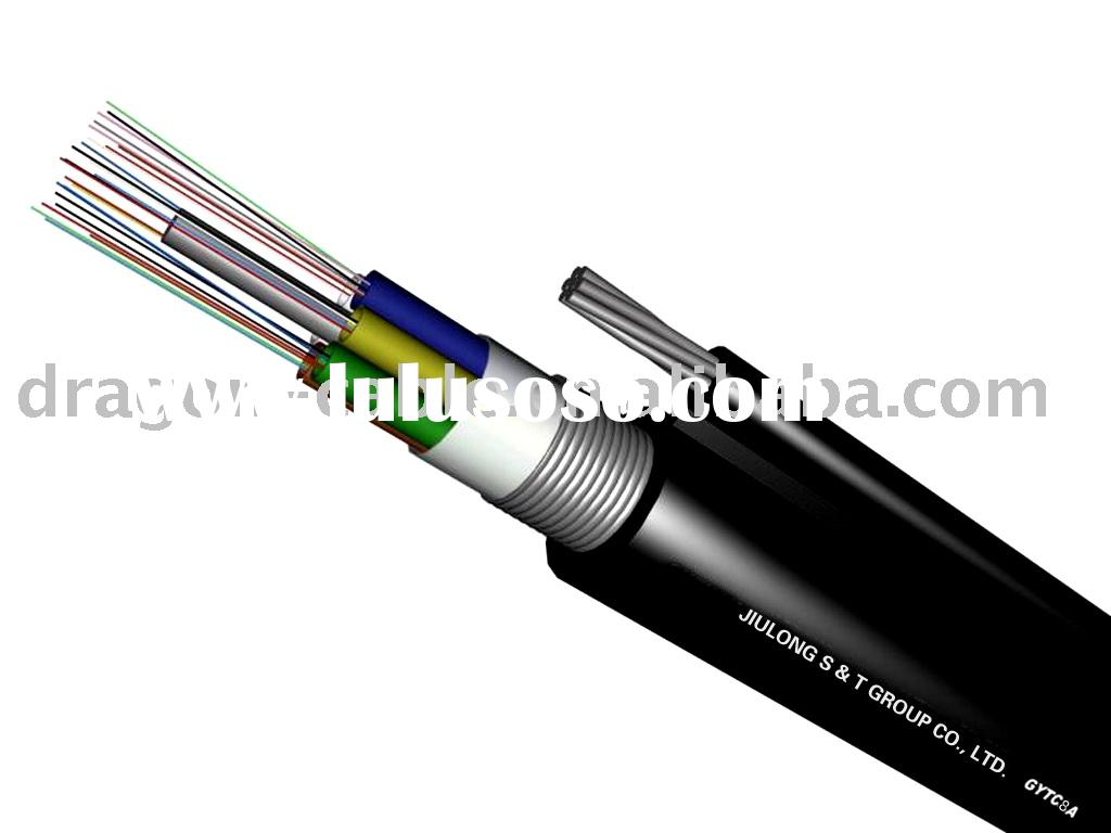 Self-supporting Aerial Optical Fiber Cable--GYTC8A
