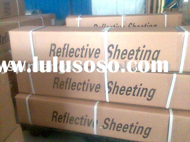 Sell Commercial Grade Retro Reflective Sheeting, Reflective Material, Reflective Film