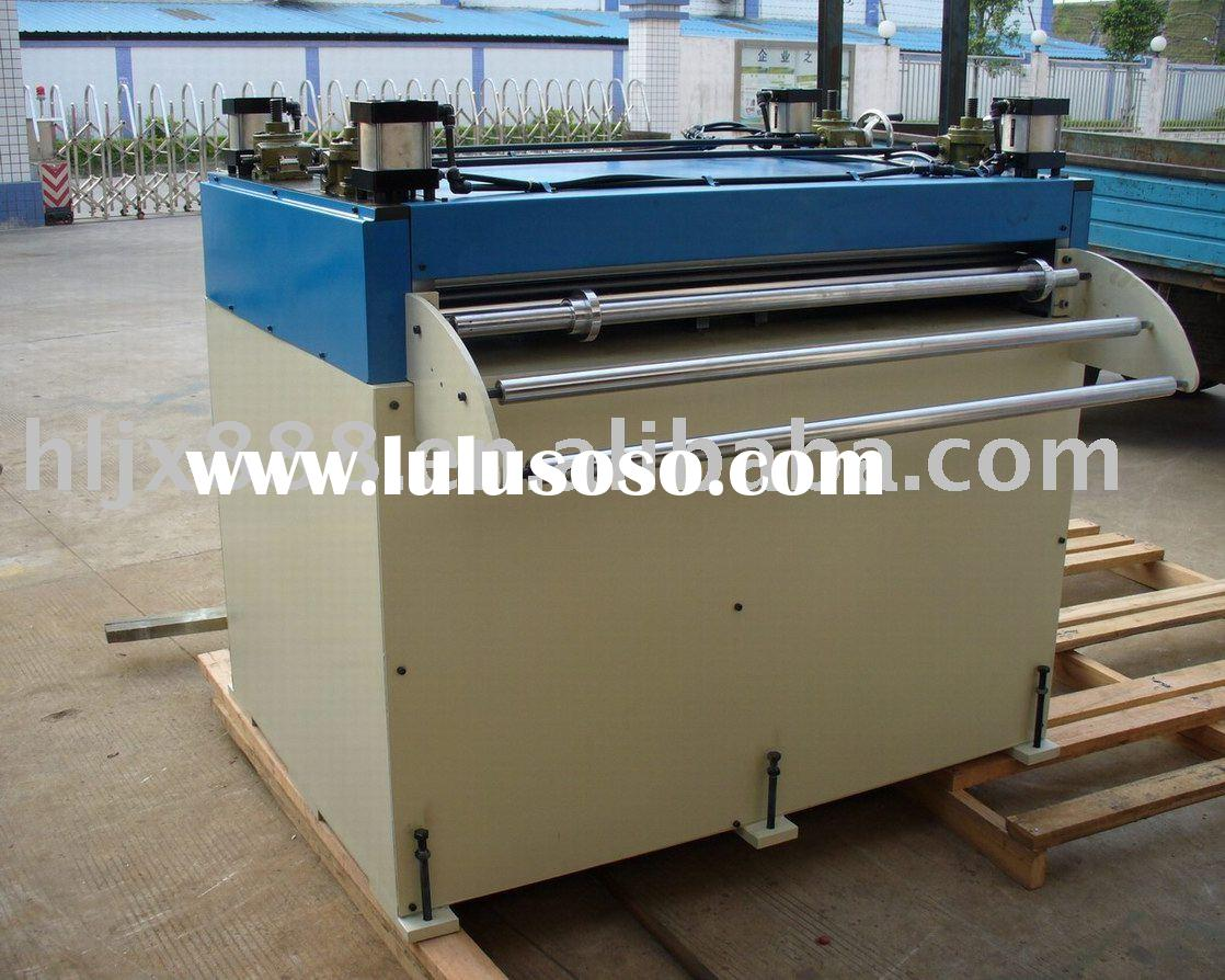 Sheet metal leveler (straightener)