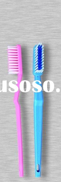 Short handle toothbrush