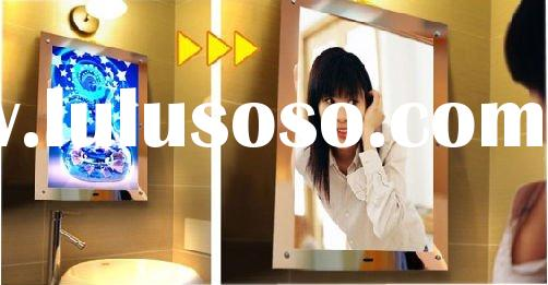 Size A1-A3 LED Lighting Acrylic Magic Mirror Light Box