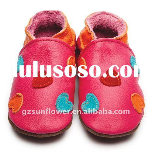 Kitt Mustache Soft Sole Baby Shoes LBL-BB4002PK, View baby shoes
