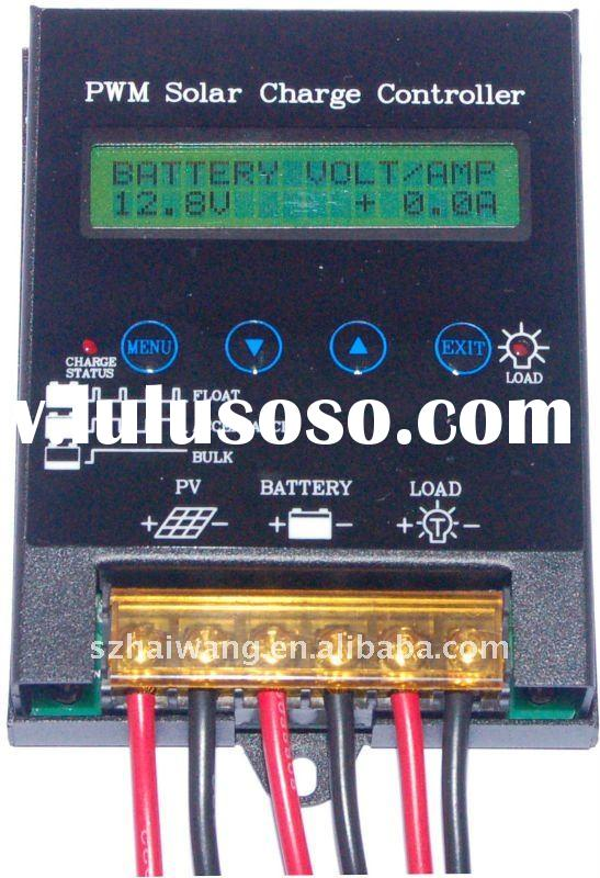 Solar Controller (30A,12V/24V automatic identification)