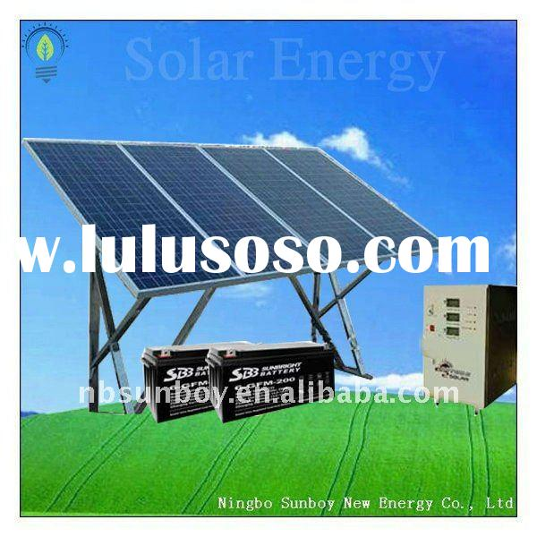 Solar Generators For Home Use