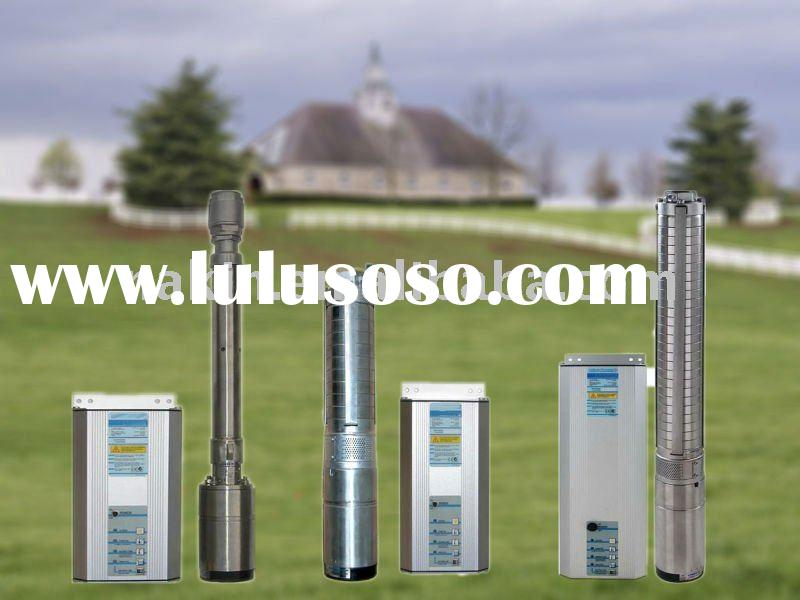 Solar Submersible water Pump System for irrigation